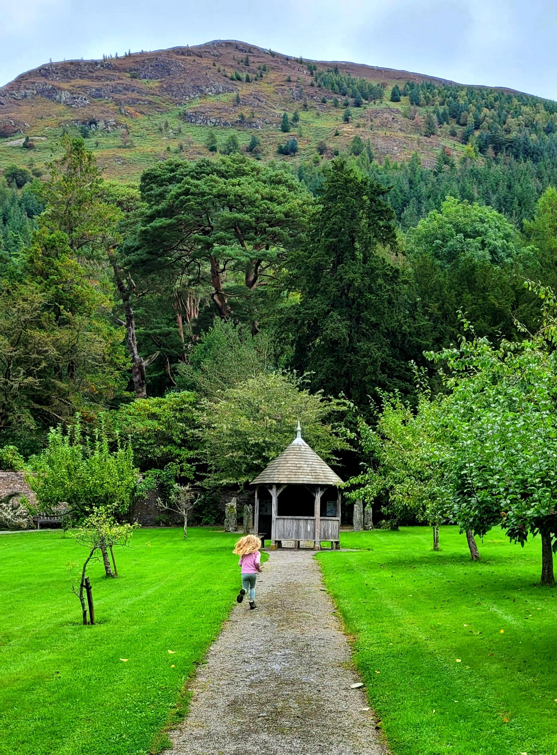Mirehouse Gardens, Keswick